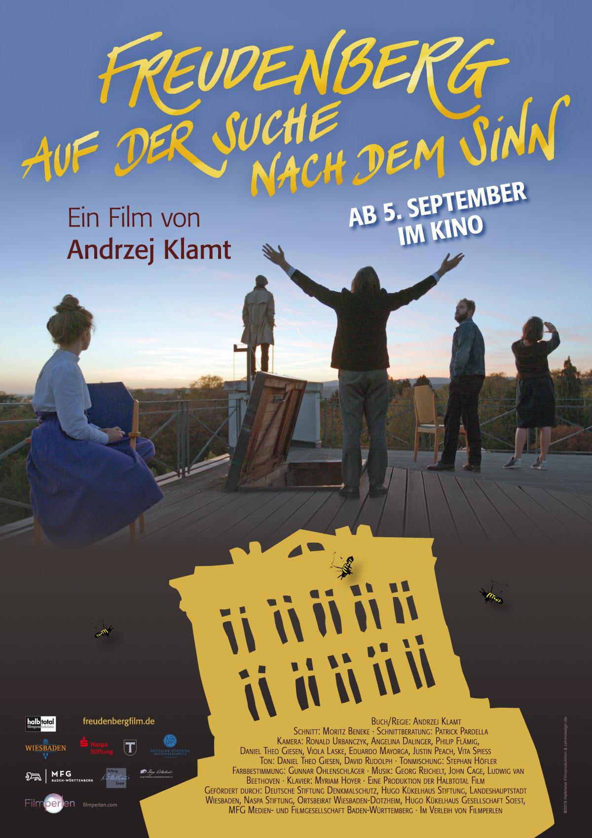 Freudenberg Filmplakat