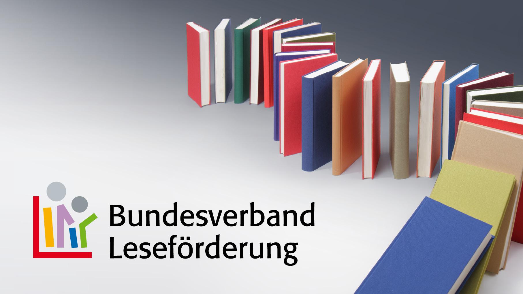 Signet, Web, Print: Bundesverband Leseförderung