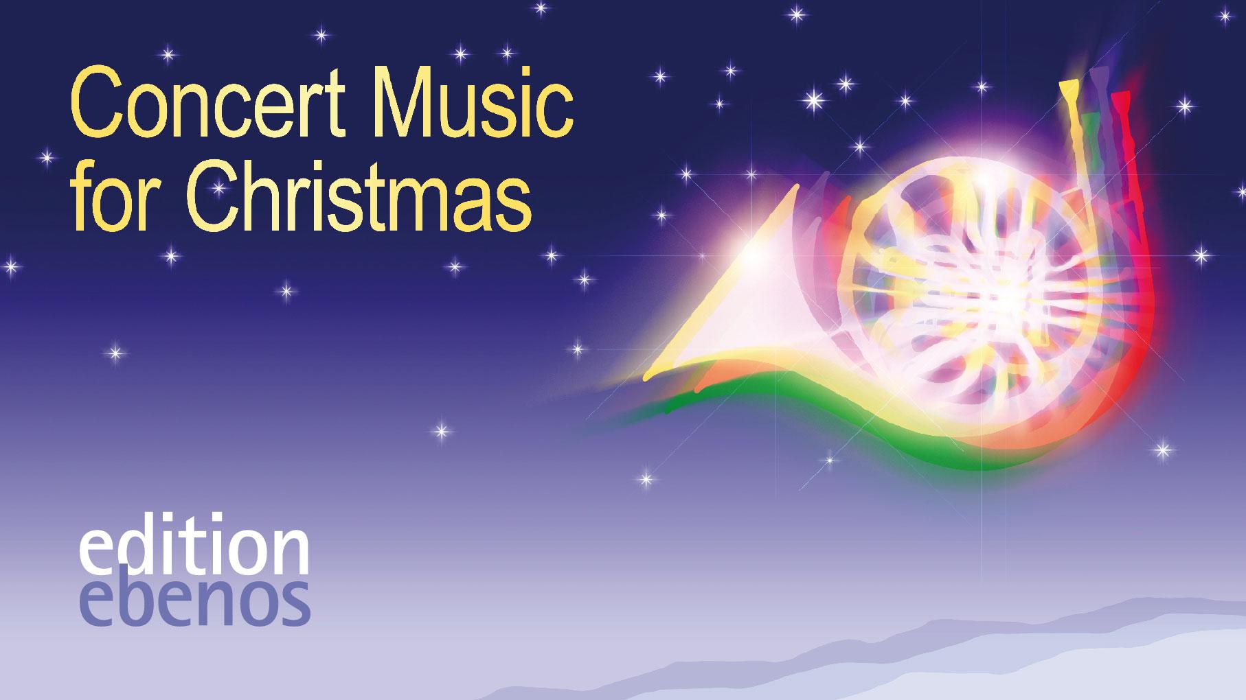 Cover Design for Christmas: Die Augen hören schon Musik