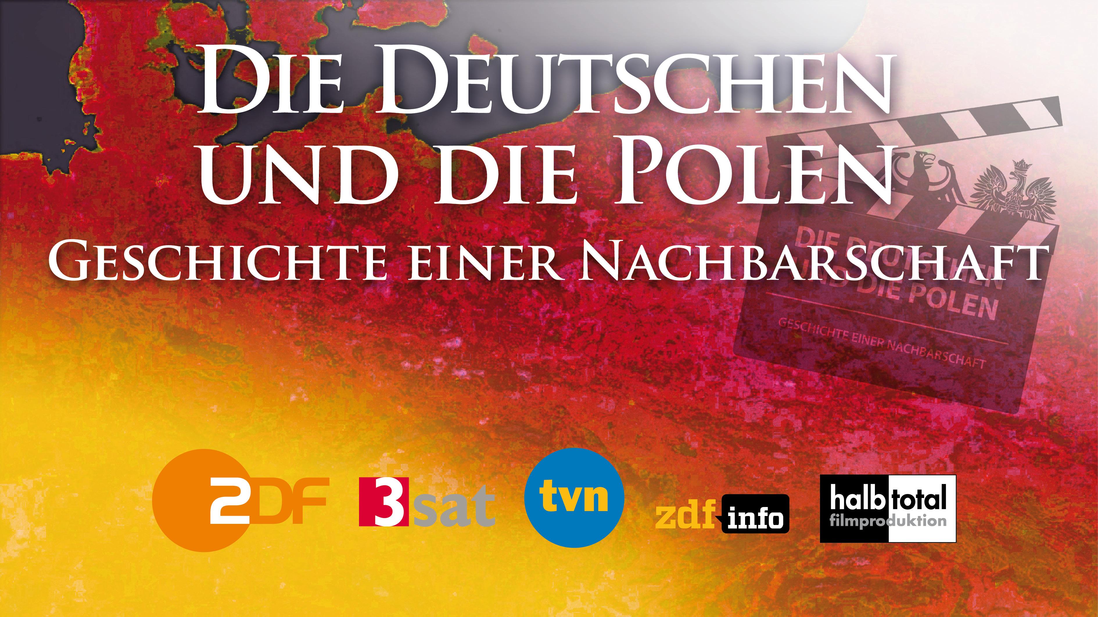 Die Deutschen und die Polen: Website für ein Filmprojekt