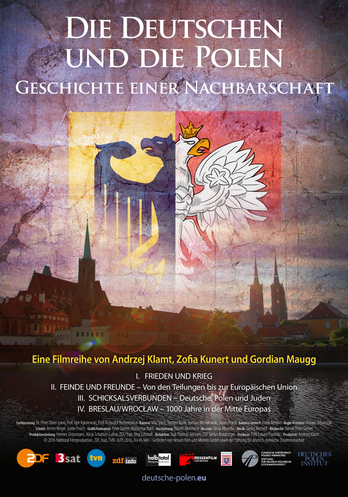Die Deutschen und die Polen Filmplakat