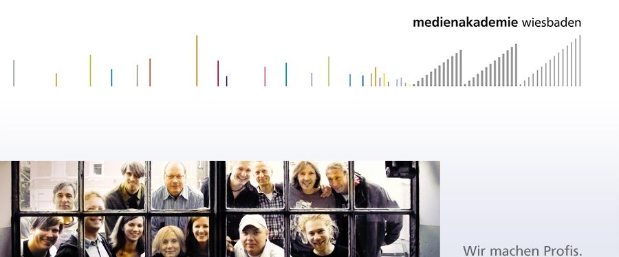 Medienakademie Wiesbaden Logo von Christoph Zehm