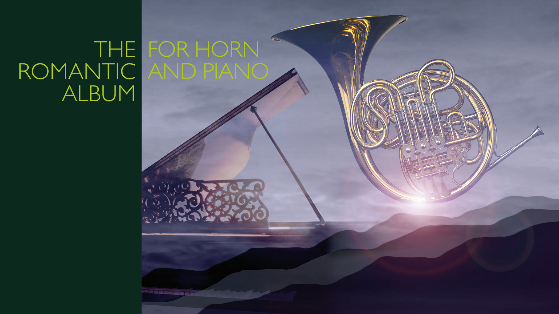 The Romantic Album for Horn and piano