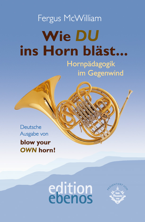 Zehm Design Ebenos Horn Titelcover