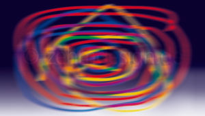 Colorwirbel – Freie Studie