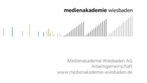Medienakademie Wiesbaden: Logo Design