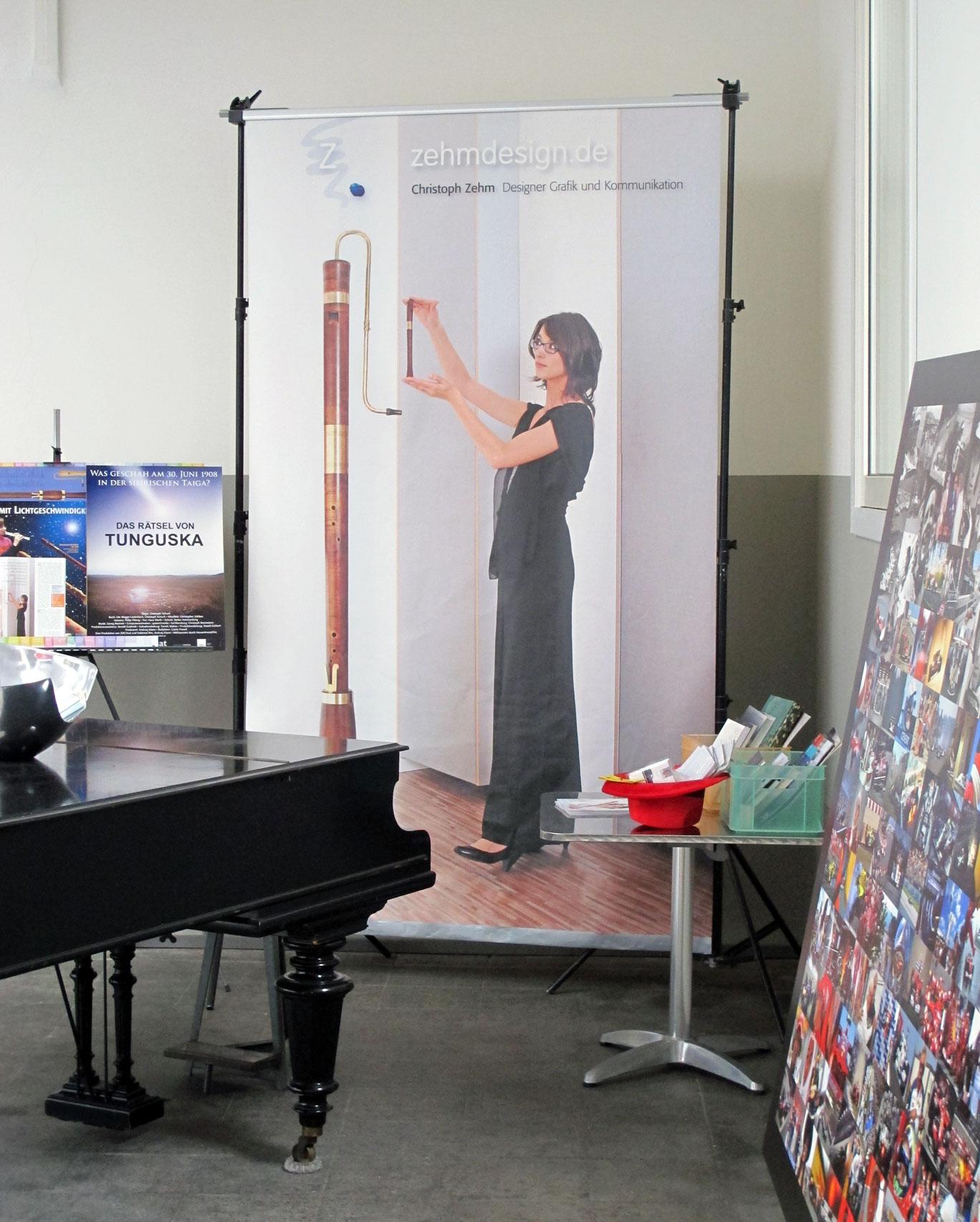 Zehmdesign in der Medienakademie Wiesbaden